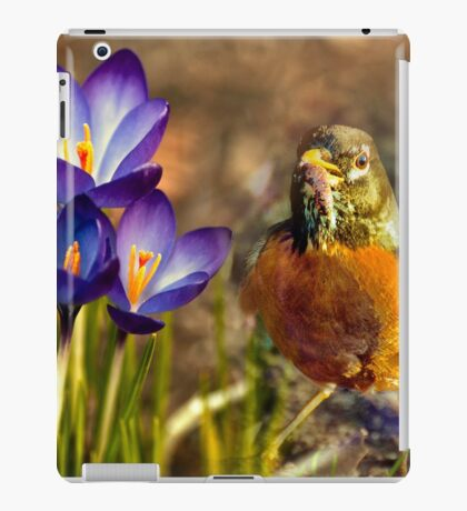 What's for dinner? iPad Case/Skin