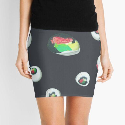 Sushi Rolls Mini Skirt