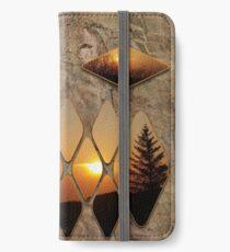 Evening Glow iPhone Wallet/Case/Skin