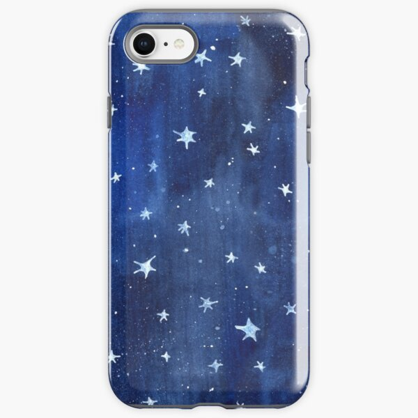 Star Watercolor Illustration iPhone Tough Case