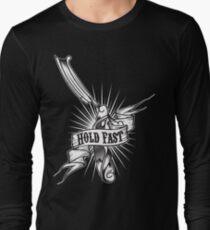 Cut Throat Razor Long Sleeve T-Shirt