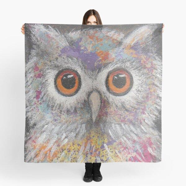 Fantasy Owl Scarf