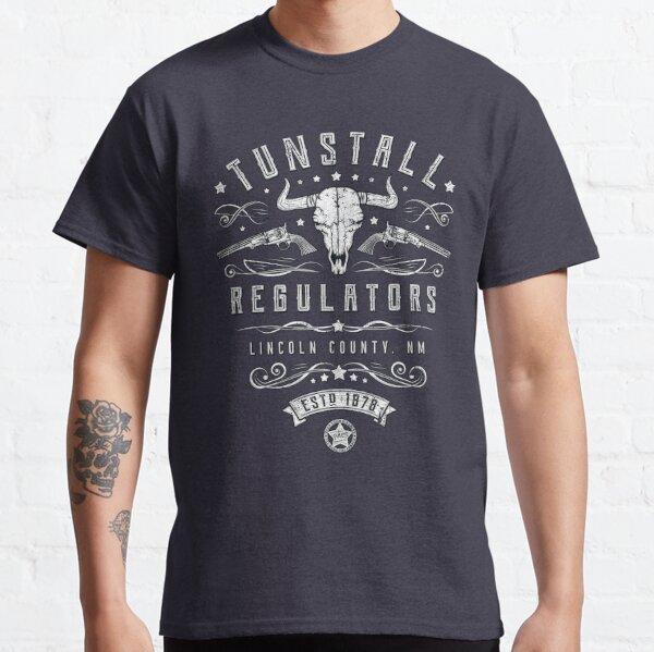 Tunstall Regulators Classic T-Shirt