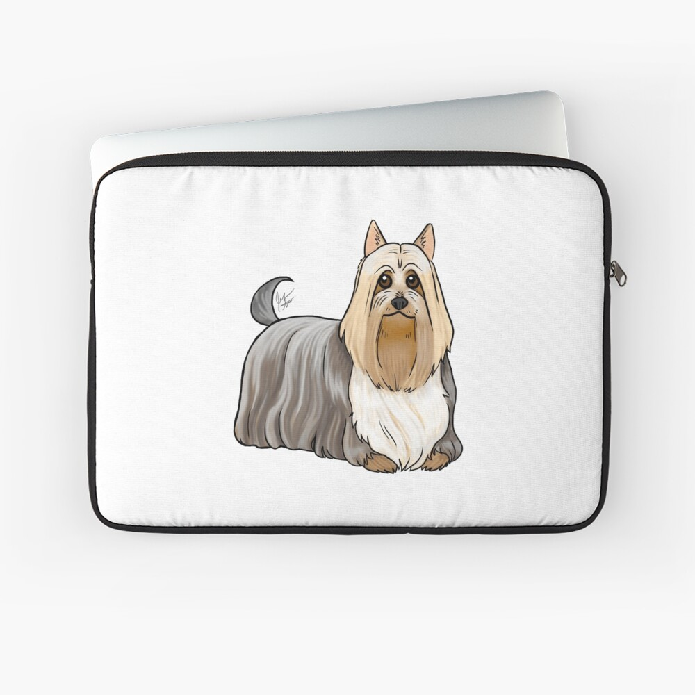 Silky Terrier Laptop Sleeve