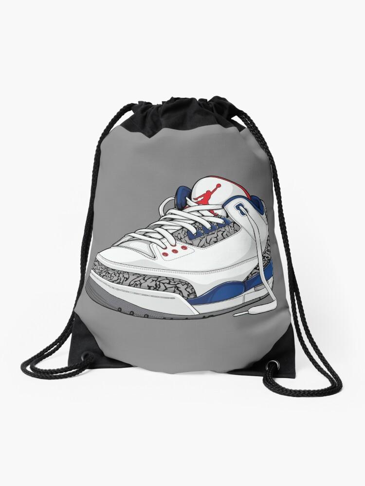 "d1d754999f2 Air Jordan 3 (III) ""TRUE BLUE"""