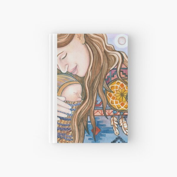 Sleep Tight My Love Hardcover Journal
