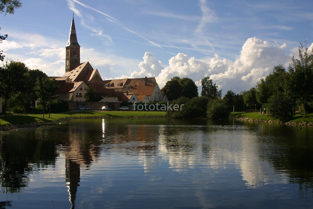 reflecting Wolfram in southern Germany by fototaker