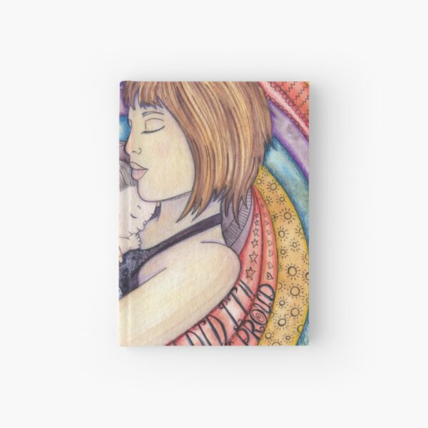 In My Arms Hardcover Journal