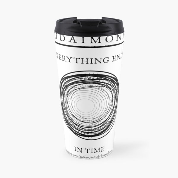 Eudaimonia - Everything Ends In Time Travel Mug