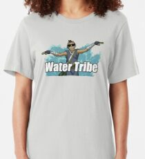 Water Tribe Slim Fit T-Shirt