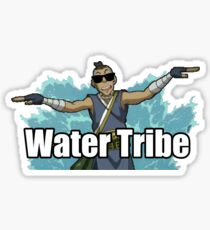 Water Tribe Sticker