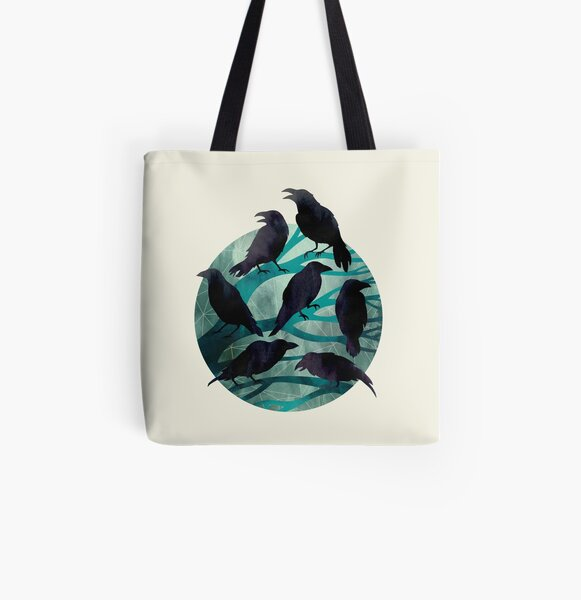 The Gathering All Over Print Tote Bag