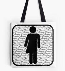 Diversity symbol (b) Tote Bag