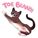 Toe Beans by bevsi
