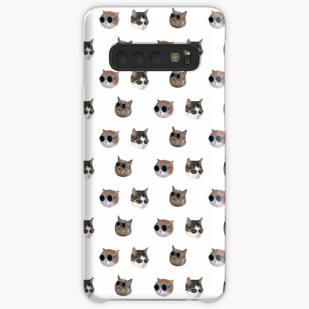 Cool Kitties Sticker-pack Case & Skin for Samsung Galaxy