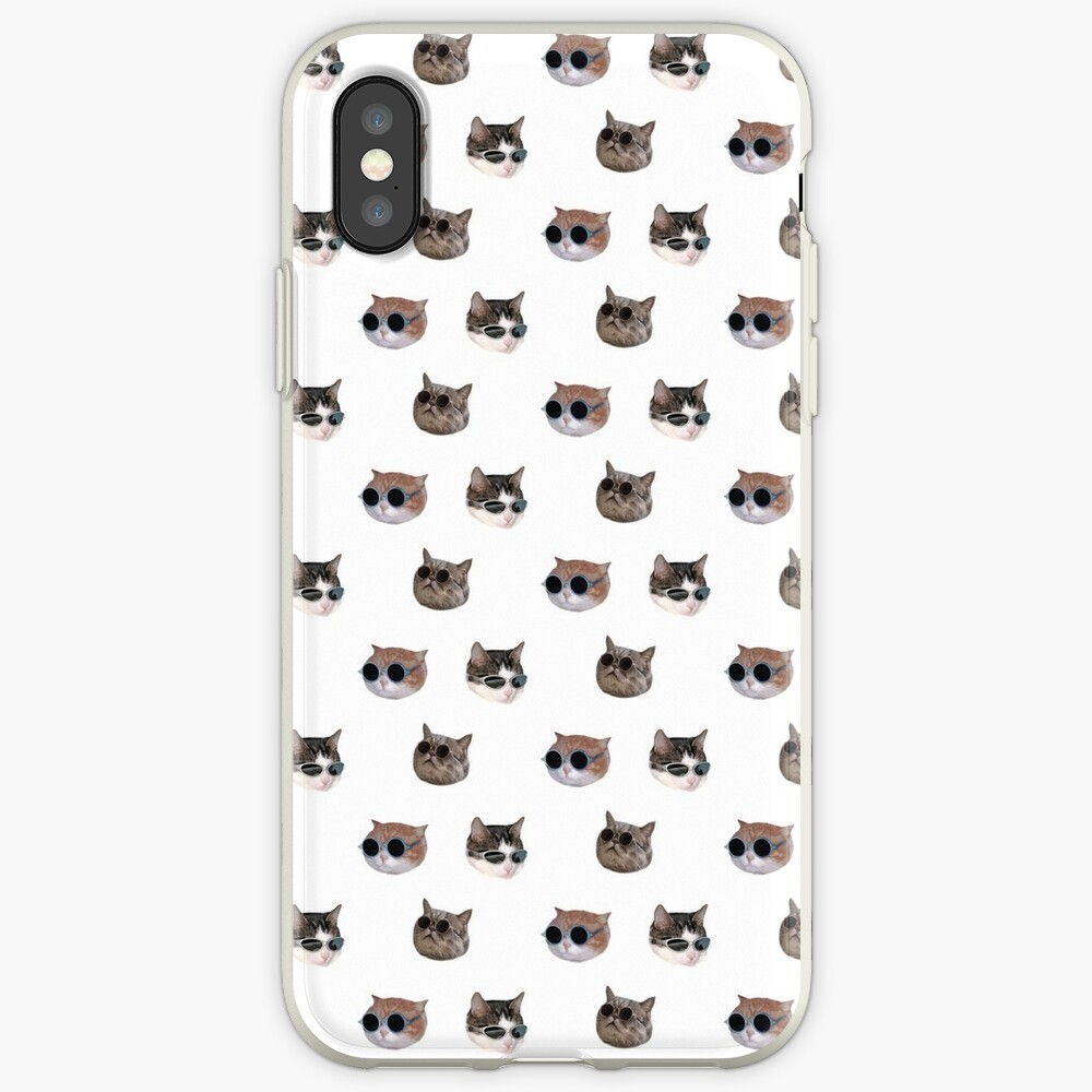 Cool Kitties Sticker-pack iPhone Case & Cover