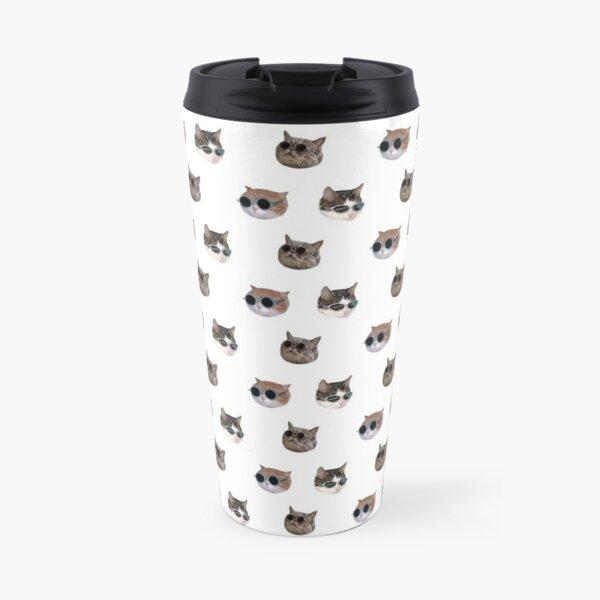 Cool Kitties Sticker-pack Travel Mug