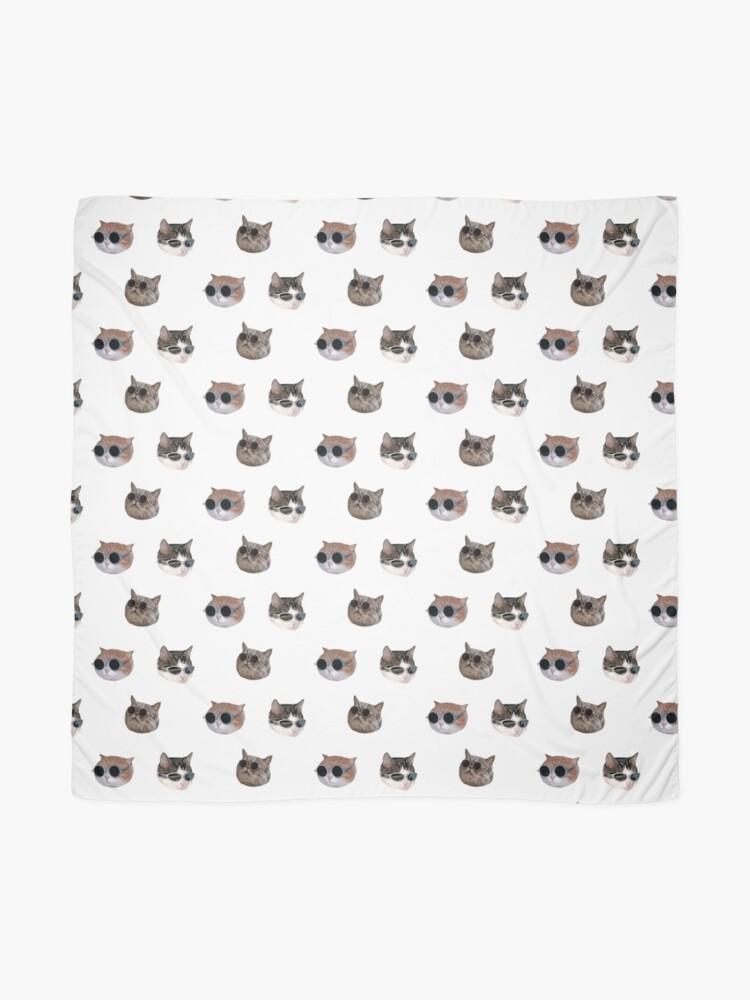 Alternate view of Cool Kitties Sticker-pack Scarf