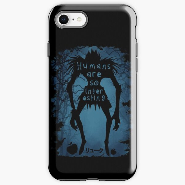 Humans are so interesting  iPhone Tough Case