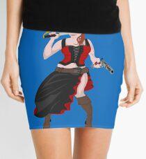 Kindra The Wicked Pirate  Mini Skirt