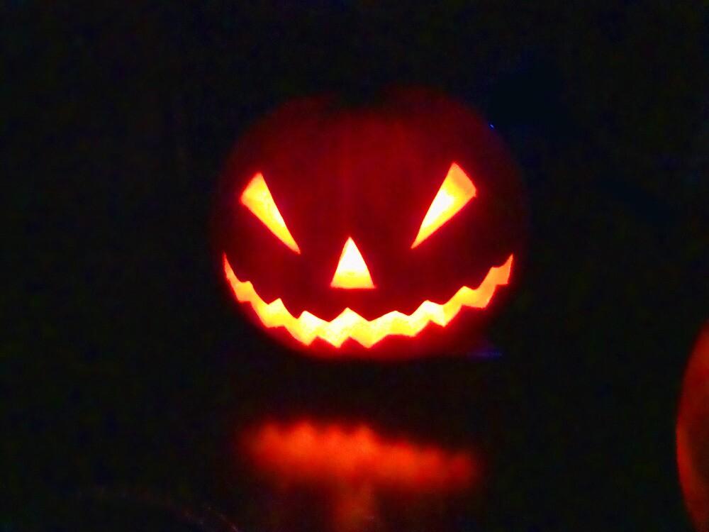 Jack the pumpkin king by Maude-Thibodeau