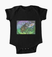 Bumble Bee One Piece - Short Sleeve