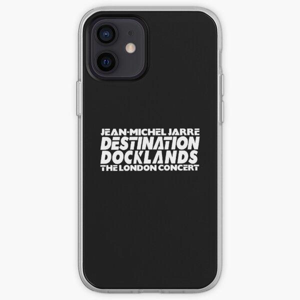 Jean-Michel Jarre Destination Docklands The London Concert iPhone Soft Case