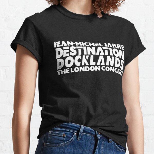 Jean-Michel Jarre Destination Docklands The London Concert Classic T-Shirt