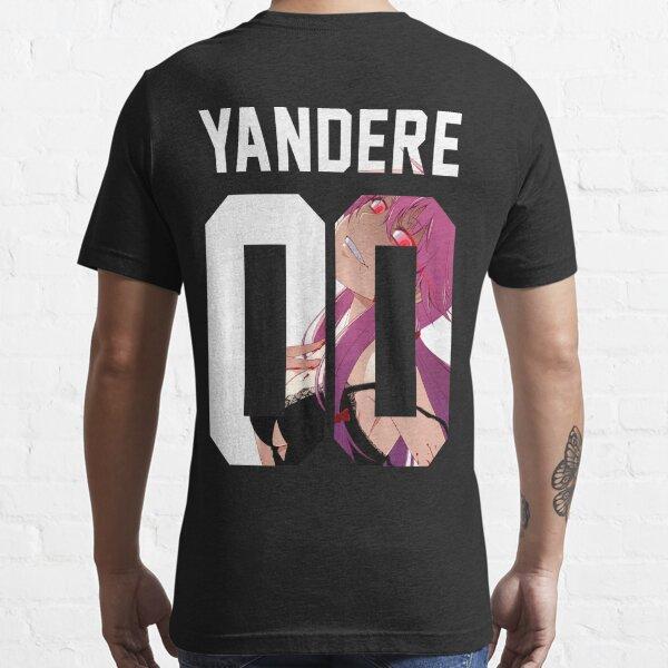 Yandere Jersey Essential T-Shirt