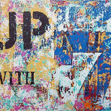Up with 7 by peaceofpistudio