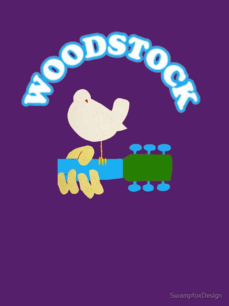 Woodstock 1969 by SwampfoxDesign