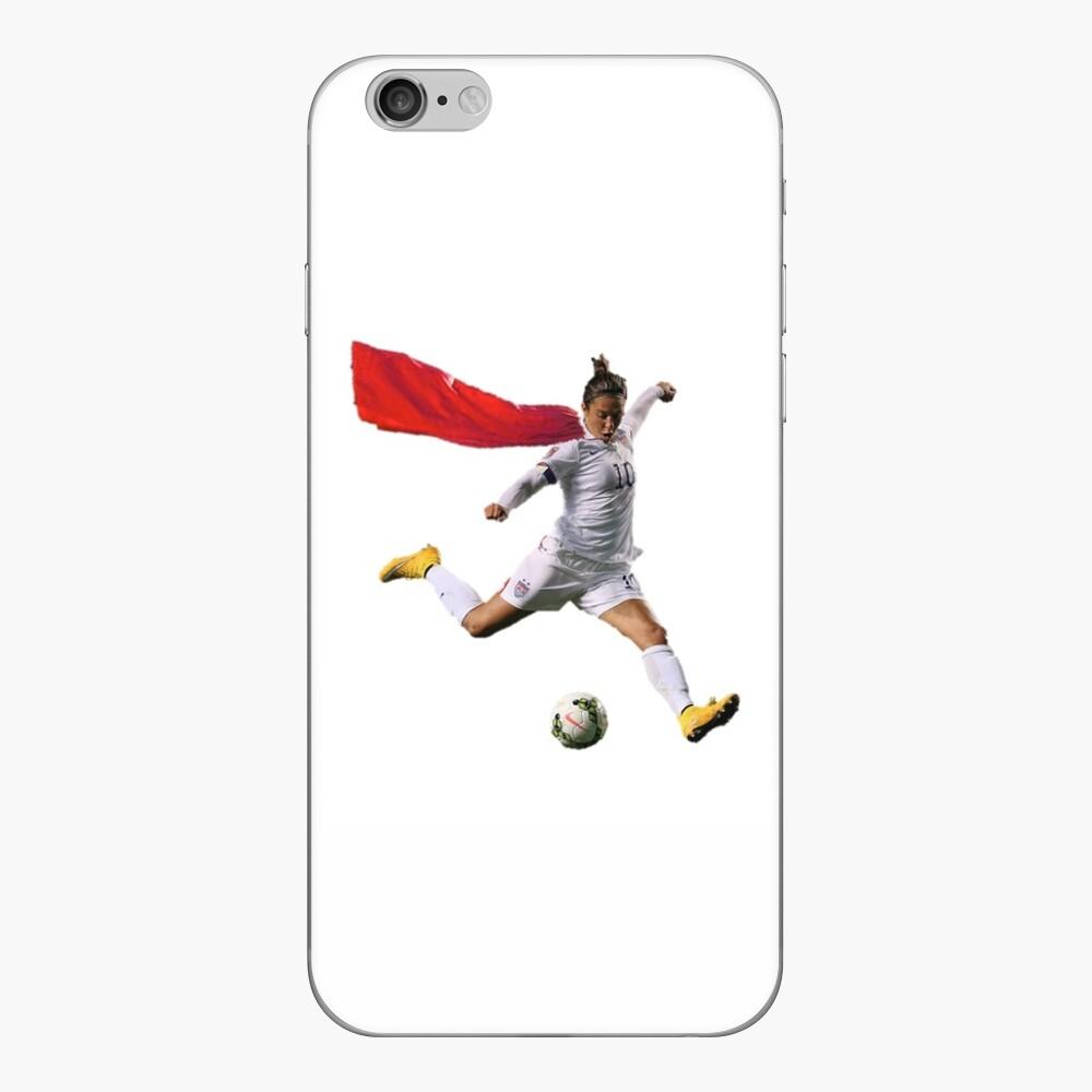 Carli Lloyd Superheld iPhone-Hüllen & Cover