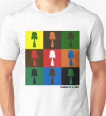Dama Colors Unisex T-Shirt