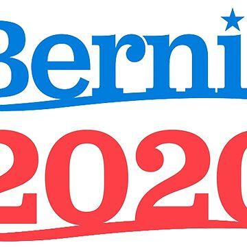 Bernie Sanders 2020 de andrewcb15