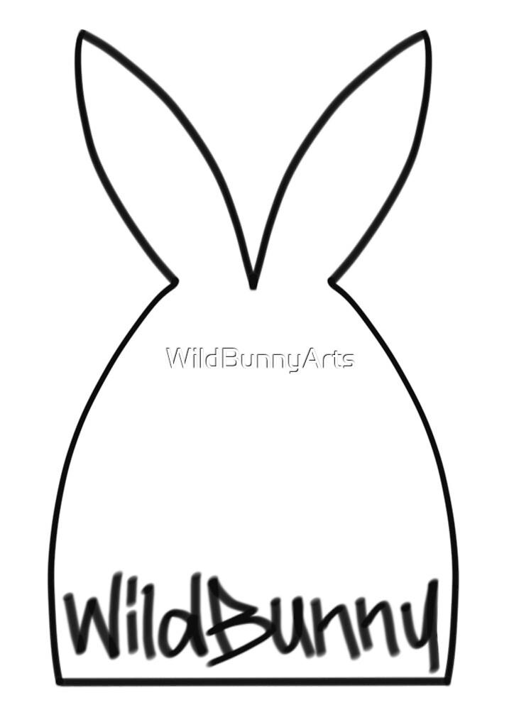 Wild Bunny Logo by WildBunnyArts
