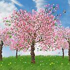 Kirschblüte von Lifeware