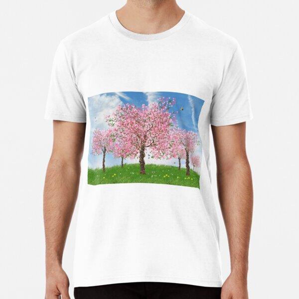 Cherry blossom Premium T-Shirt