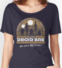 Droid Bar Women's Relaxed Fit T-Shirt