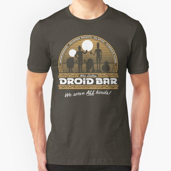 Droid Bar Slim Fit T-Shirt