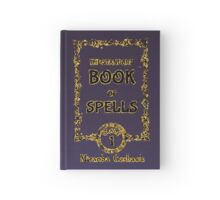 Standard Book Of Spells Hardcover Journal