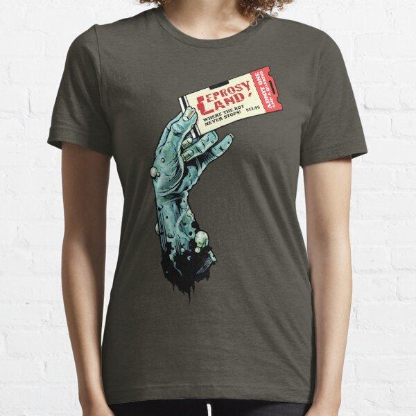 Leprosy Land! Essential T-Shirt