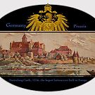 Marienburg Castle..  built in 1274  by edsimoneit