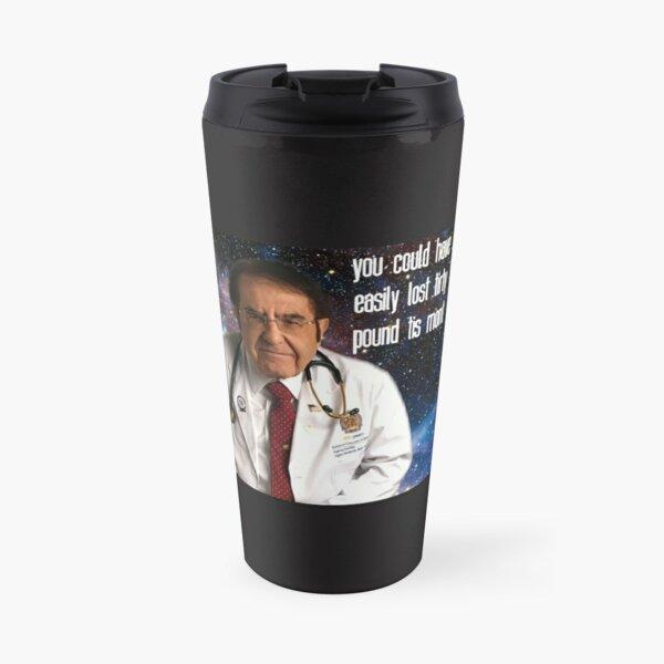 dr now Travel Mug