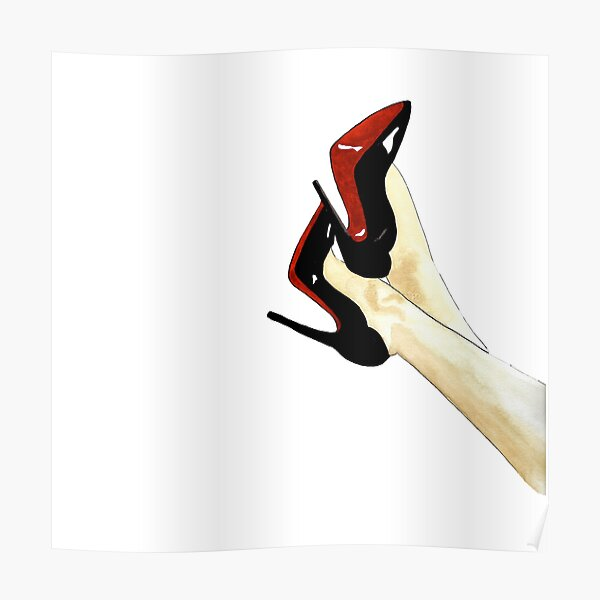 Fond Rouge Poster