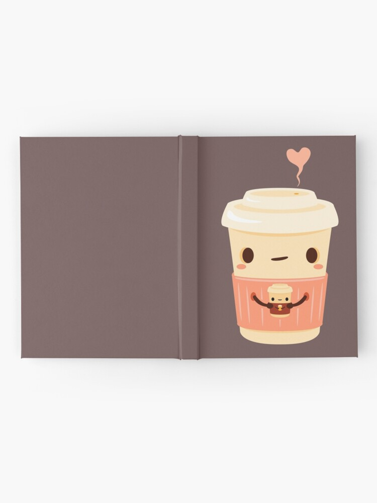 Alternate view of Coffee Coffee Hardcover Journal