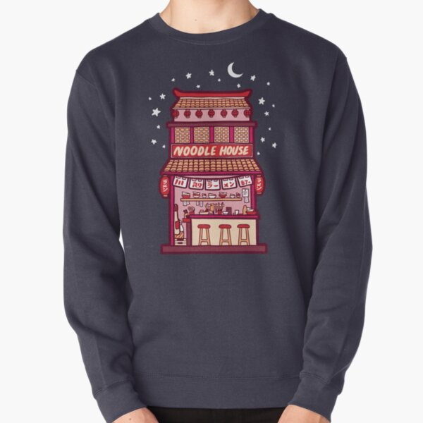Noodle House Pullover Sweatshirt