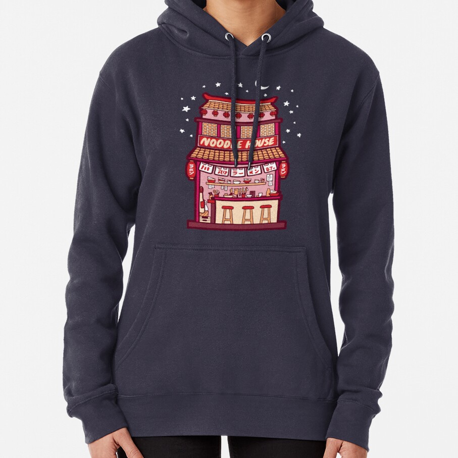 Noodle House Pullover Hoodie