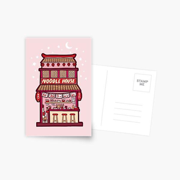 Noodle House Postcard