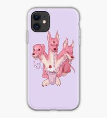 Strawberry Cerberus iPhone Case