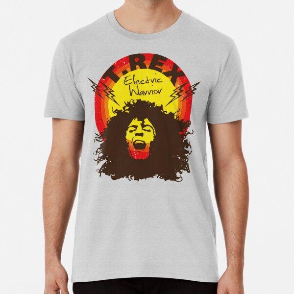 T Rex band Electric Warrior Premium T-Shirt